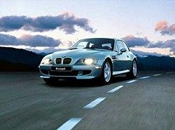 BMW Z3M 3.2 coupe (243hp)(E36) фото