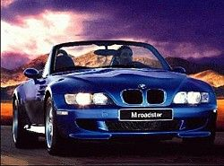 BMW Z3M 3.2 roadster (243hp)  (E36) фото