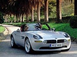BMW Z8 4.9 V8  E52 фото