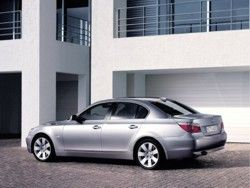 530i (E60) BMW фото