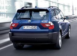 X3 3.0 BMW фото