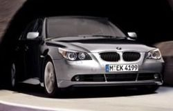 BMW 520I E60 фото