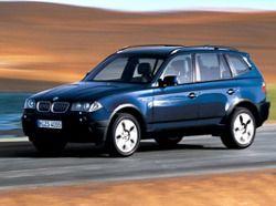 BMW X3 3.0D фото