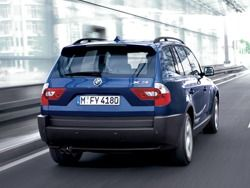 X3 3.0D BMW фото