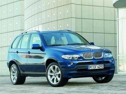 BMW X5 4.8is фото