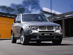 BMW X3 2.0i (2006) фото