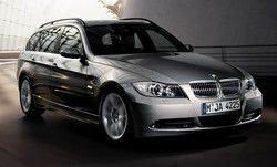 BMW 320d Touring (E92) фото