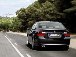 320i Sedan (E92) BMW фото