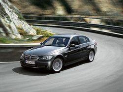 BMW 320d Sedan (E92) фото