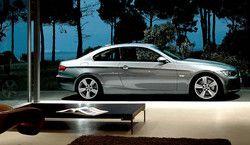 BMW 325i Coupe (E92) фото