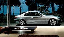 BMW 330xd Coupe (E92) фото