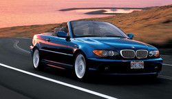 BMW 320Ci Convertible (E46) фото