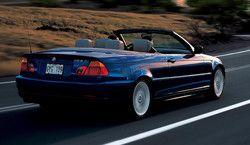 325Ci Convertible (E46) BMW фото