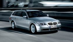 BMW 525i XDrive Touring (E60) фото