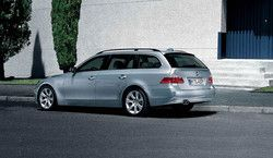 525d Touring (E60) BMW фото