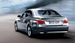 540i Sedan (E60) BMW фото