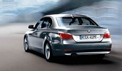 550i Sedan (E60) BMW фото