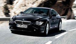 BMW 650i Coupe (E63) фото