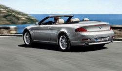 630i Convertible (E64) BMW фото