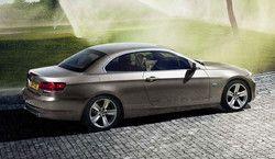 320i Convertible (E90) BMW фото