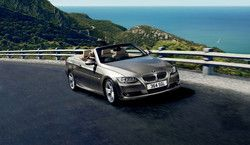 BMW 330d Convertible (E90) фото