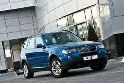 BMW X3 3.0 фото