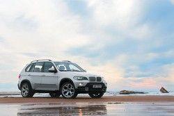 BMW X5 II 4.8i фото