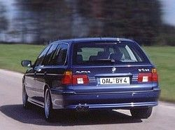 B10 4.6 V8 touring (340hp)  (E39)  BMW Alpina фото