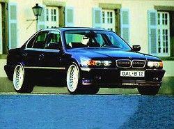 B12 6.0(E38) BMW Alpina фото