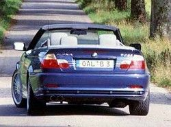 BMW Alpina B3 3.3 Cabrio(E46) фото