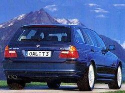 B3 3.3 touring(E46) BMW Alpina фото
