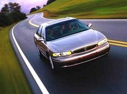 Buick Century 3.1 V6 Sedan Custom  W-pl фото