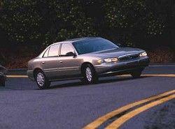 Century 3.1 V6 Sedan Custom  W-pl Buick фото