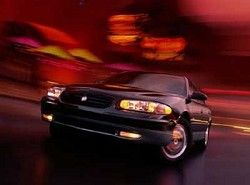 Buick Regal 3.8 V6 GS Sedan  WF521 фото
