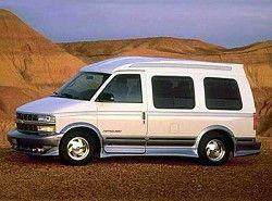 Chevrolet Astro Van(GMT220) фото