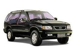 Chevrolet Blazer 2.5TD (5dr) 4WD(GMT320) фото