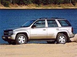 Chevrolet Blazer 4.3 V6 (5dr)(GMT320) фото