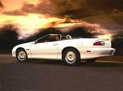 Camaro 3.8 V6 Convertible(FP) Chevrolet фото