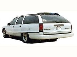 Chevrolet Caprice 4.3 V8 Station Wagon фото
