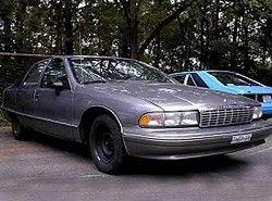 Chevrolet Caprice 5.7 V8 фото