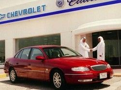 Caprice 5.7 V8 Classic Chevrolet фото