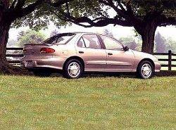 Chevrolet Cavalier LS Sedan(12) фото