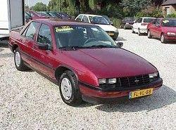 Chevrolet Corsica 2.2 фото