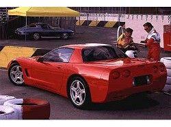 Chevrolet Corvette 5.7 V8 Coupe ZR1(YY) фото