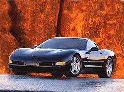Corvette 5.7 V8 Coupe ZR1(YY) Chevrolet фото