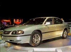 Chevrolet lmpala 5.7 V8 SS(W-pl) фото