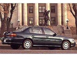 Chevrolet Malibu LS Sedan фото