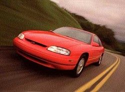 Chevrolet Monte Carlo 3.1 V6 LS(W-pl) фото