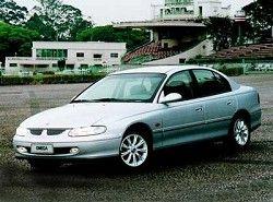 Chevrolet Omega 4.1 CD(VT) фото