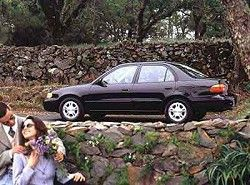 Chevrolet Prism Sedan LSi(Sk526) фото